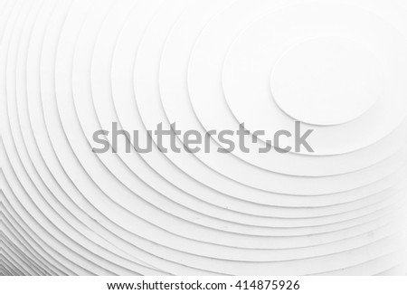 abstract geometric circles background - stock photo