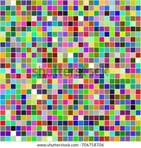 Abstract geometric colorful pattern for background. Decorative backdrop can be used for wallpaper, pattern fills, web page background, surface textures.