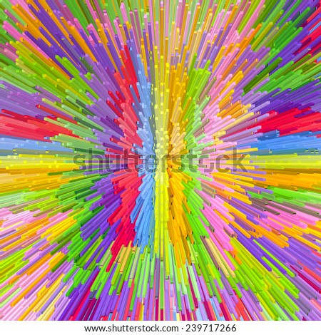 Abstract  geometric textured background - stock photo