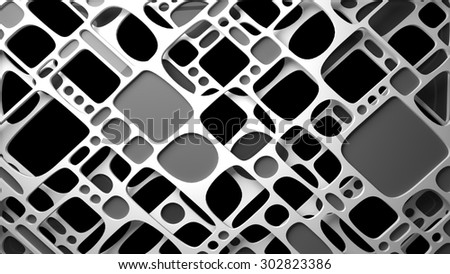 abstract geometry graphic pattern background
