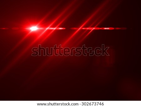 Abstract glow backgrounds red lights  - stock photo