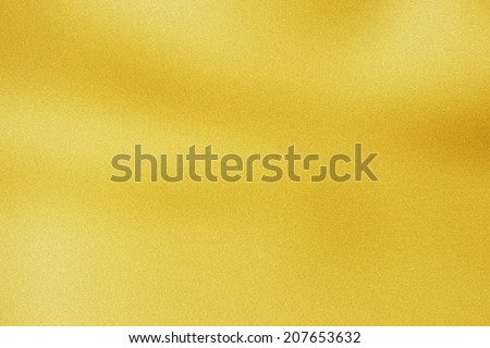Abstract gold background luxury cloth, liquid wave or wavy folds of grunge silk texture satin, gold background may use for wedding background. - stock photo