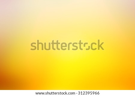 abstract gold  bright spotlight smooth background - stock photo