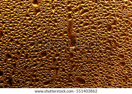 abstract  gold drop texture for the background