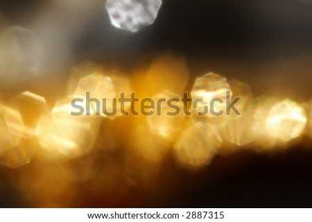 Abstract gold/silver background, rough textured
