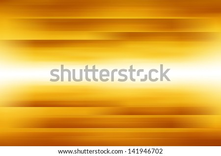 Abstract golden lines background. - stock photo
