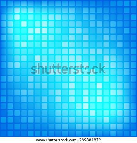 Abstract gradient mosaic background