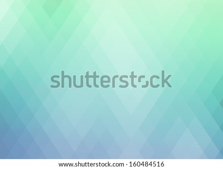 Abstract gradient rhombus colorful pattern background - stock photo