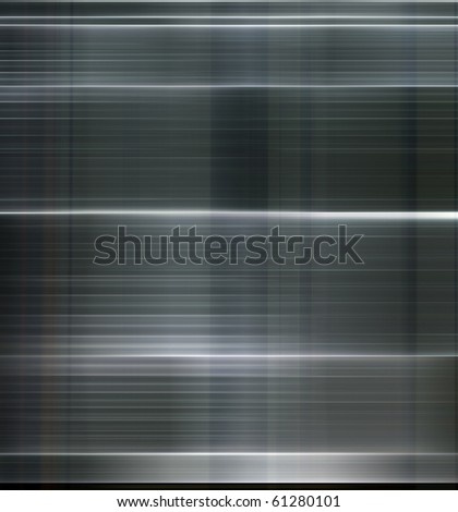 Abstract gray background with white stripes
