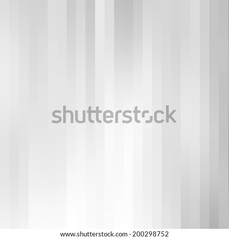 Abstract gray striped background - stock photo