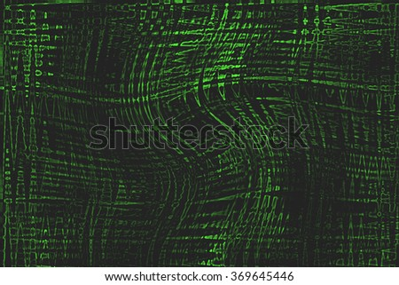 Abstract green background as a noise