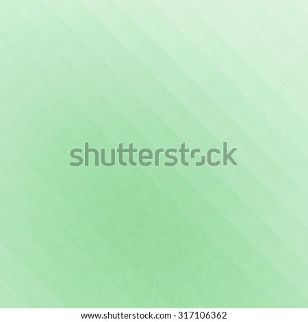 Abstract green background. Business card. - stock photo