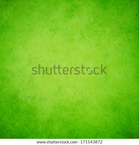 abstract green background Christmas color yellowed center dark frame, soft faded vintage grunge background texture design, graphic art product design, web template brochure ad, green paper  - stock photo
