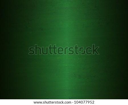 abstract green background, grunge metal, elegant vintage background texture design - stock photo