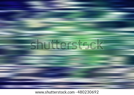 abstract green background. horizontal lines and strips. illustration digital.