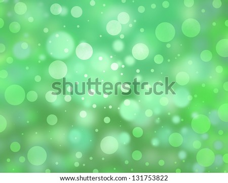 abstract green background, mint white lights, Christmas decoration background, beautiful shimmer, snowflake star background, fresh peaceful night scene, blurred light background, dreamy glitter color