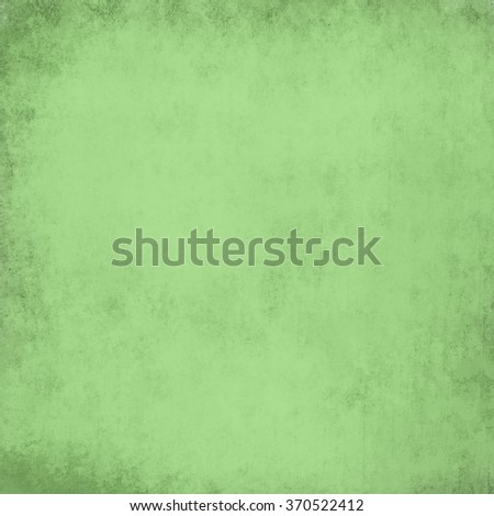 abstract green background or white background with pastel mint green color on vintage grunge background texture design layout of blank space for brochure or web template text for Christmas background - stock photo