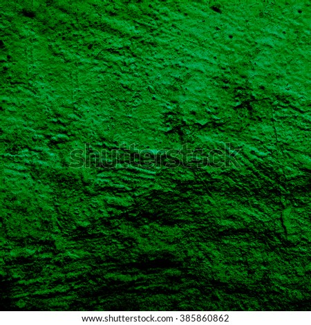 abstract green background texture cement. Concrete wall