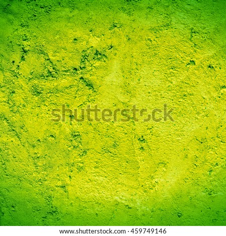 abstract green background texture cement wall