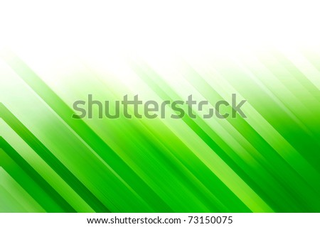 Abstract green background with place for text - stock photo