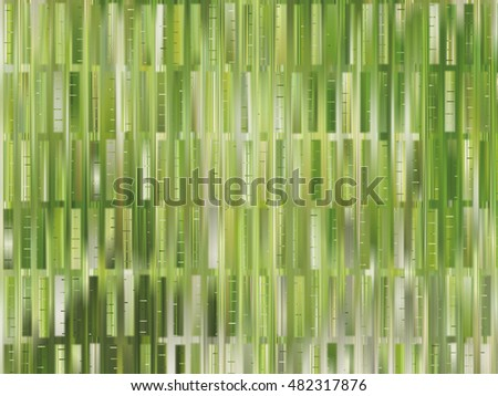 Abstract green creative background illustration digital.