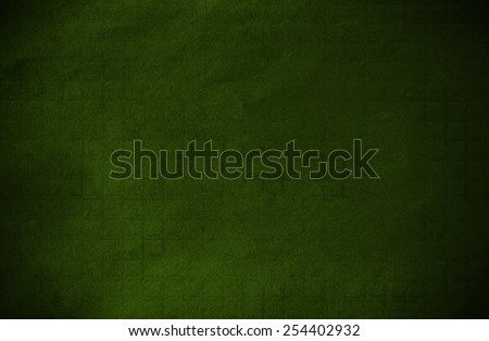 Abstract green grunge technical background paper - stock photo