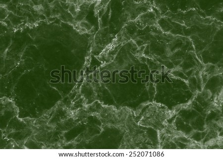 Abstract green marble patterned texture background. - stock photo