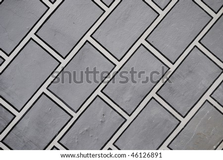 Abstract grey wall pattern background