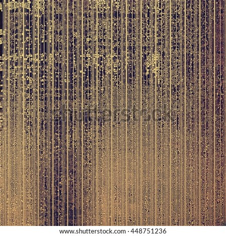 Abstract grunge background or aged texture. Old school backdrop with vintage feeling and different color patterns: yellow (beige); brown; gray; purple (violet); pink - stock photo