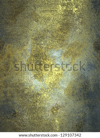Abstract grunge gold texture. - stock photo