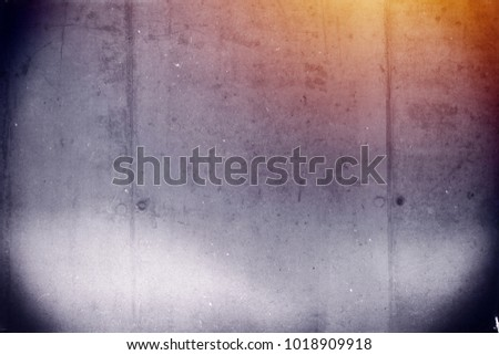 Grunge Camera Effect : Abstract grunge scratched texture grain light stock photo royalty