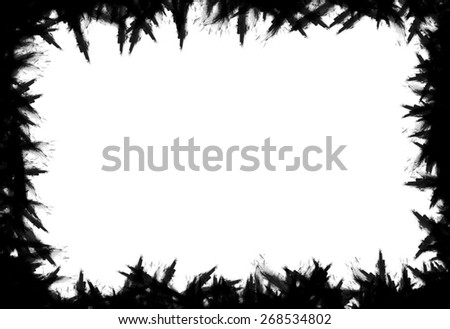 Abstract grunge texture - design template - stock photo