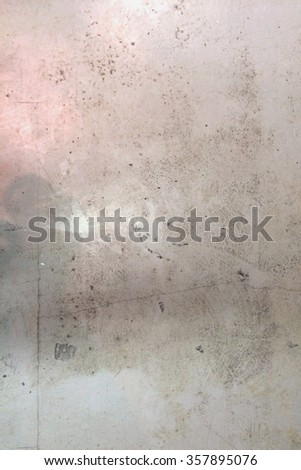 Abstract grunge texture with gradient. Grey street wall background. Grunge texture perfect for aged effect. Old dirty texture for your design - stock photo