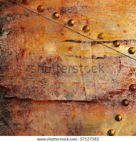 ABSTRACT GRUNGE THE BACKGROUND - stock photo