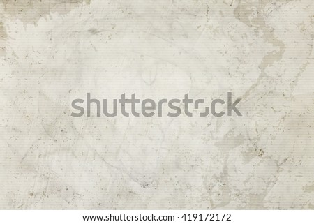abstract, grunge wall surface. old paper texture. grungy, distressed, industrial background design. rough wallpaper with ink drops and dirty crack pattern - stock photo