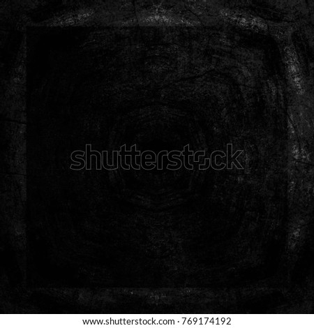 Abstract grunge wallpaper texture background, Black design