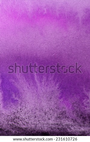 Abstract grunge watercolor background - stock photo