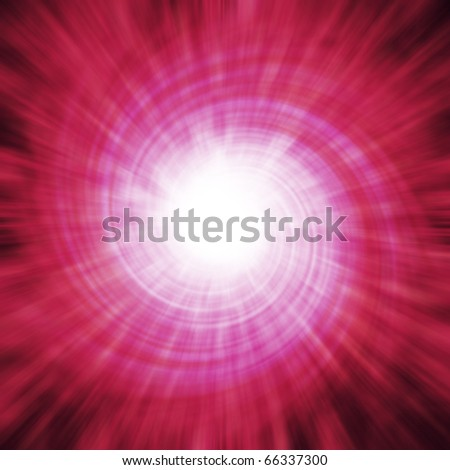 Abstract high speed red background