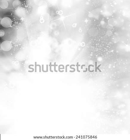 Abstract holidays grey background.Christmas - stock photo