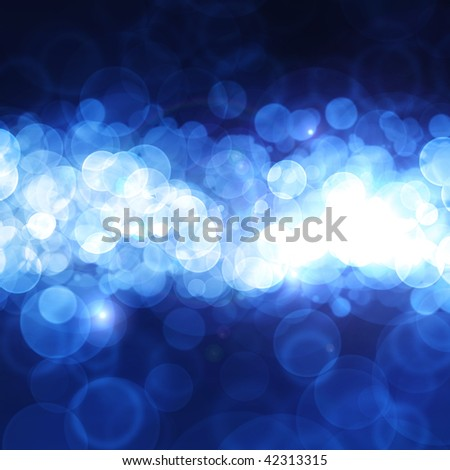 abstract illustration - stock photo