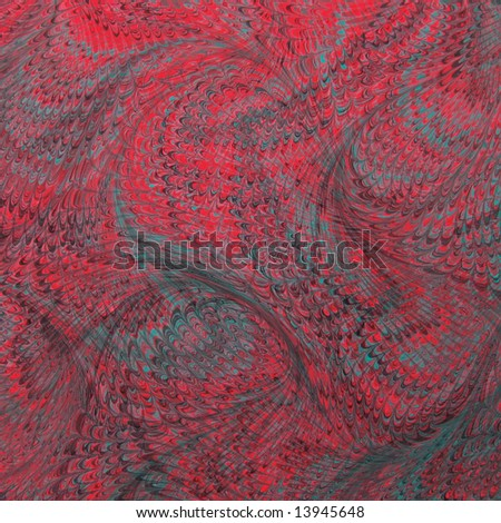 abstract illustration - grunge background - stock photo
