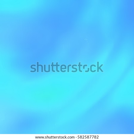 abstract illustration of a blue blurred