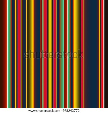 Abstract image in vertical stripes, gradient