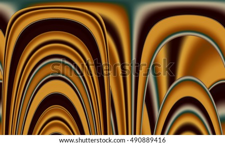 Abstract image, tapestries