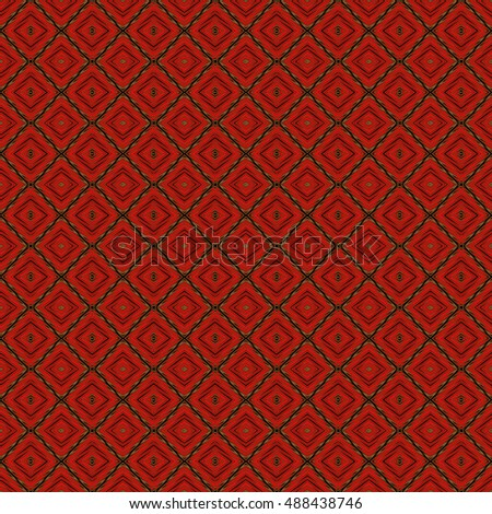 Abstract images, colorful graphics and tapestries It can be used as a template for the fabric or wallpaper