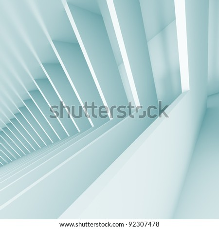 Abstract Industrial Background - stock photo