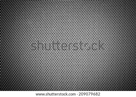 Abstract Industrial Metallic Netting Background, Pattern, Texture - stock photo