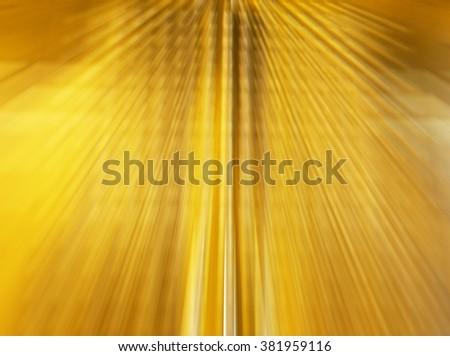 Abstract - infinite zoom - blur - stock photo