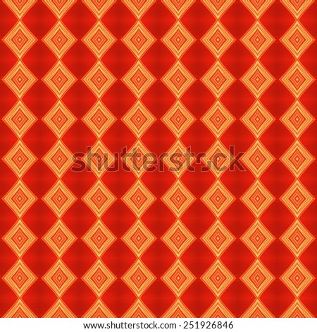Abstract kaleidoscopic background as infinite seamless pattern