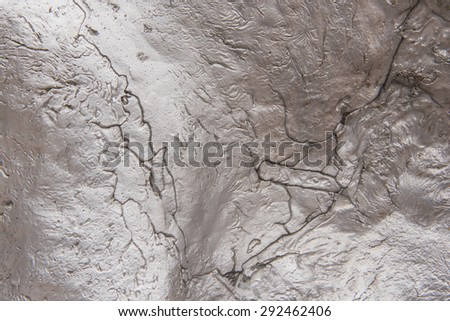 Abstract, Lead surface and textures. - stock photo
